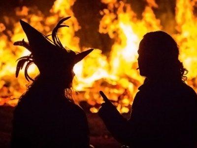Tanz in den Mai: 22. Hexennacht auf Burg Satzvey