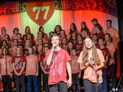 Adonia MUSICAL 77 zu Gast in Schönecken im FIF (Forum im Flecken)