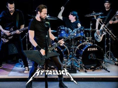 Rocknacht mitMY´TALLICA / Metallica Tribute-Show