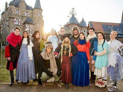 Es war einmal...: Märchenwinter auf Burg Satzvey
