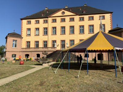 Sommertermine auf Schloss Malberg