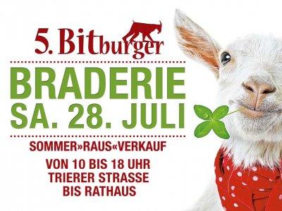 5. Bitburger Braderie