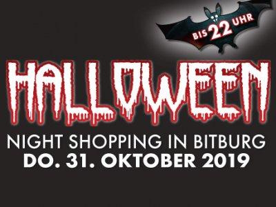 """Erlebnisreicher Einkaufsspaß zum """"Halloween-Shopping"""""""