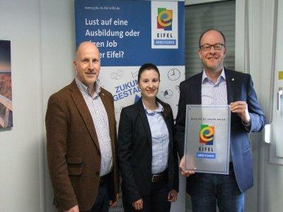 actuell Personal GmbH verstärkt Arbeitgebermarke EIFEL