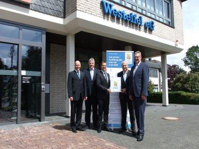 Raiffeisenbank Westeifel eG ist jetzt EIFEL Arbeitgeber