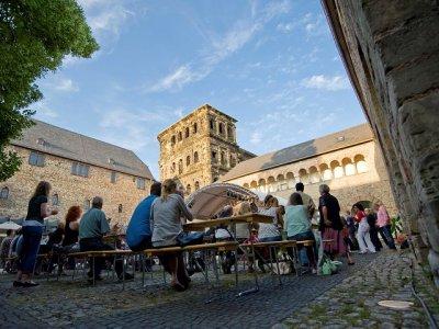 Bewerbungsphase für WUNSCHbrunnenhof 2020 in Trier gestartet