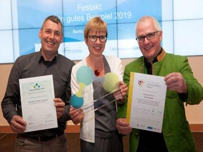 Handwerk Hilft e.V. erhält Preis der Bertelsmann Stiftung