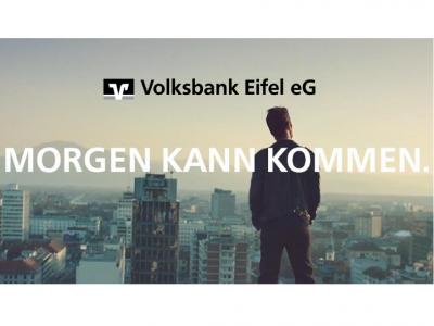 Volksbank Eifel eG wächst gegen den Trend
