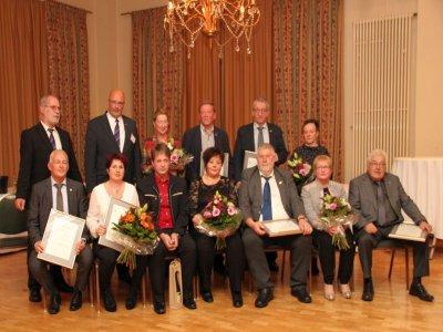 Kreishandwerkerschaft MEHR verleiht sechs Ehrennadeln