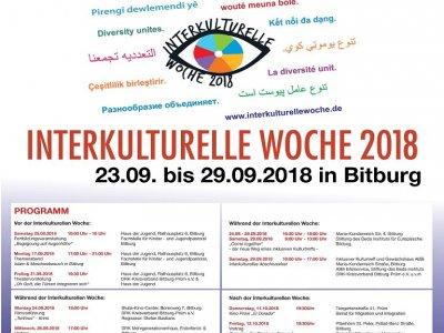 Interkulturelle Woche in Bitburg