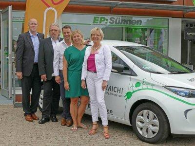 Gerolstein startet ins elektromobile Carsharing