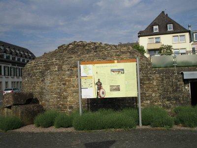 Zeitreise durch das römische Bitburg