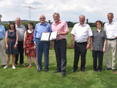 Karl-Heinz-Thommes-Preis ins Leben gerufen