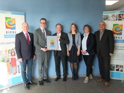 Jetzt auch EIFEL Arbeitgeber: WITTE Bitburg GmbH