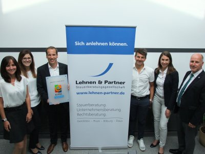 Lehnen & Partner ist neuer EIFEL Arbeitgeber