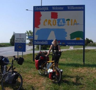 13. Juli 2015 - Kroatien und Serbien