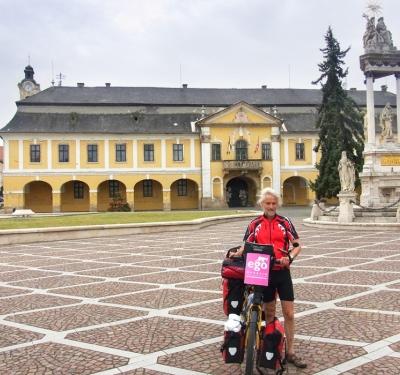29. Juni 2015 - Ungarn, Slowakei und dann wieder in Ungarn