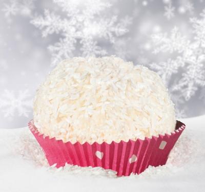 Leckere Schneebälle für die Adventszeit