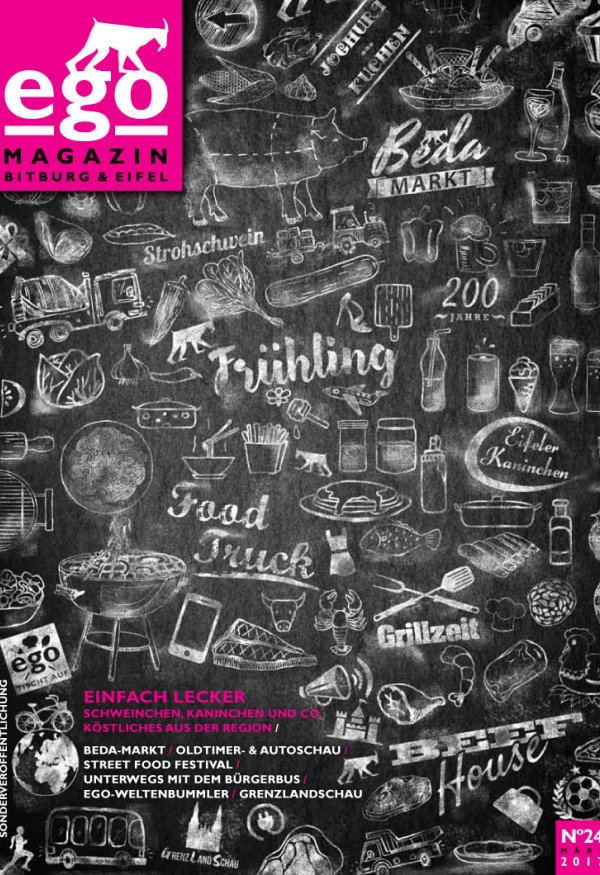 ego Magazin Bitburg No. 24