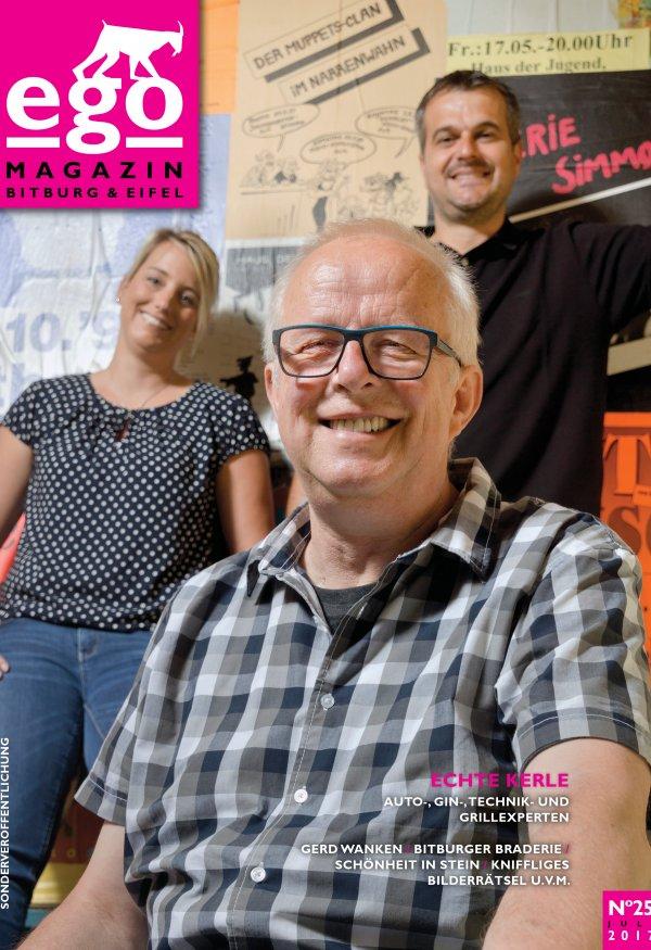 ego Magazin Bitburg No. 25