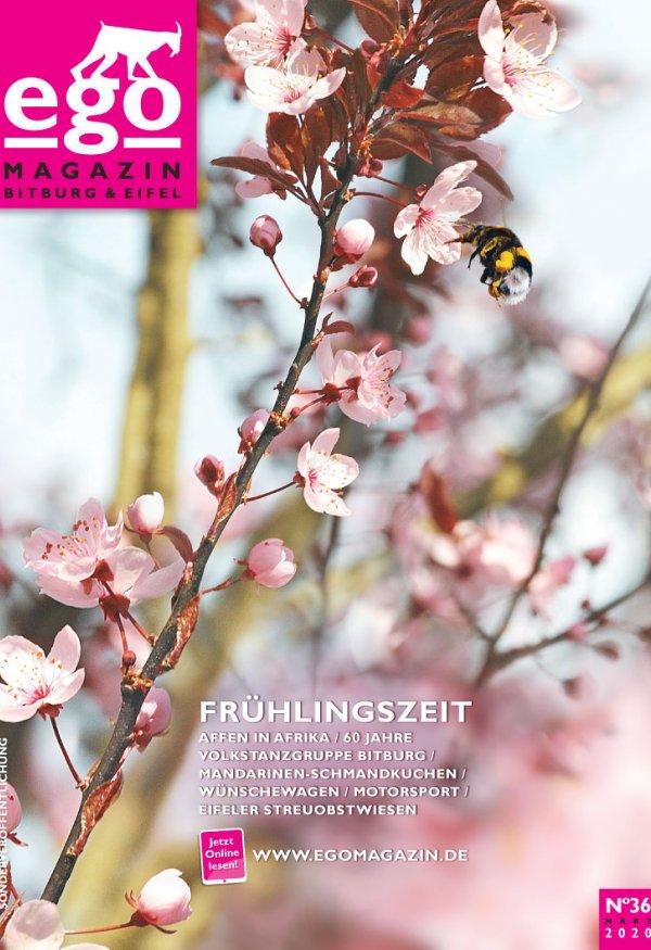 ego Magazin Bitburg & Eifel No. 36