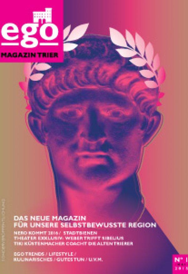 ego Magazin Trier No.1
