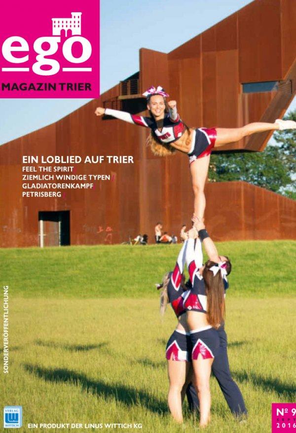 ego Magazin Trier No.9