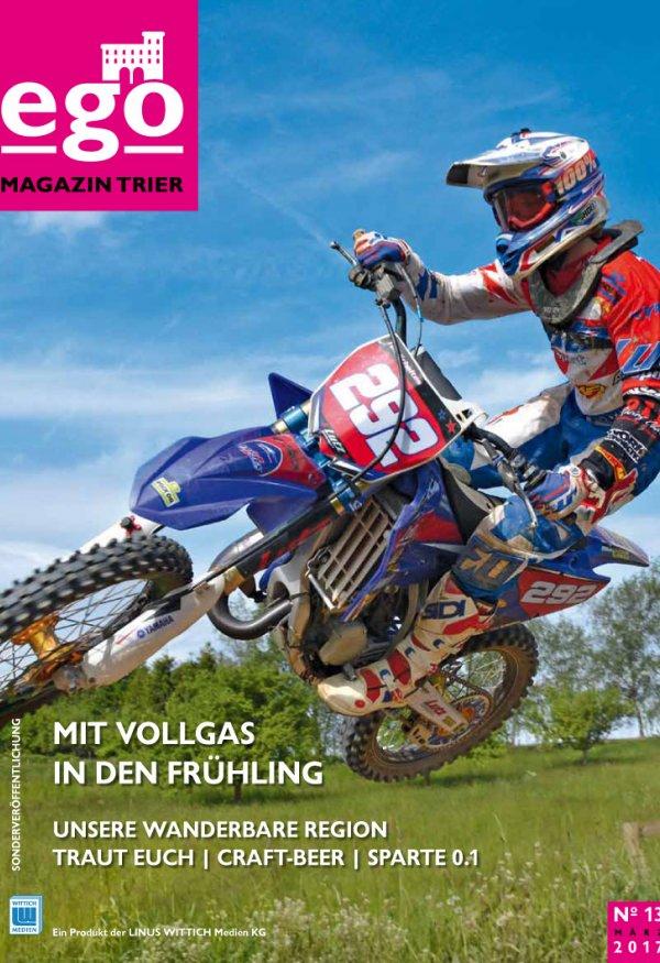 ego Magazin Trier No. 13