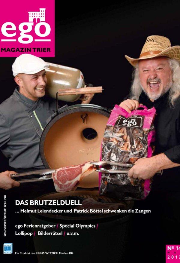 ego Magazin Trier No. 14