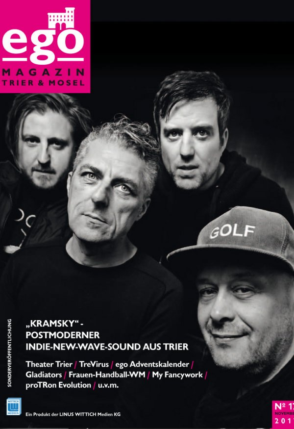 ego Magazin Trier & Mosel No. 17